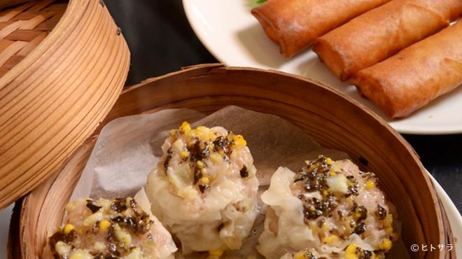 精華苑 - 料理写真:材料は全て国産品を使用しております。