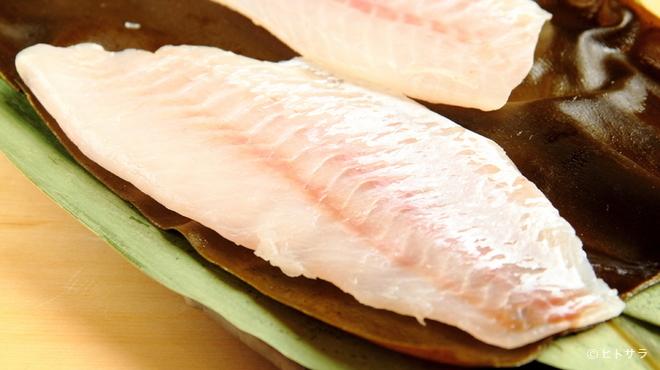 鮨處つの田 - 料理写真:旨さに裏打ちされた、確かな仕事。江戸前の魅力を堪能あれ