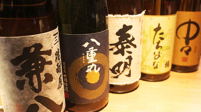 焼き鳥スタンド酒場 角福 - メイン写真: