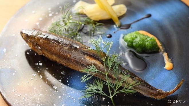 イオラシック - 料理写真:いまが旬の食材を味わえる店