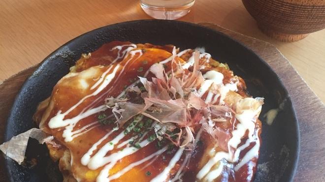 やきもんや Saute - 料理写真:豚玉ランチ
