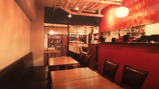 六本木 肉とワイン Uchibito - メイン写真: