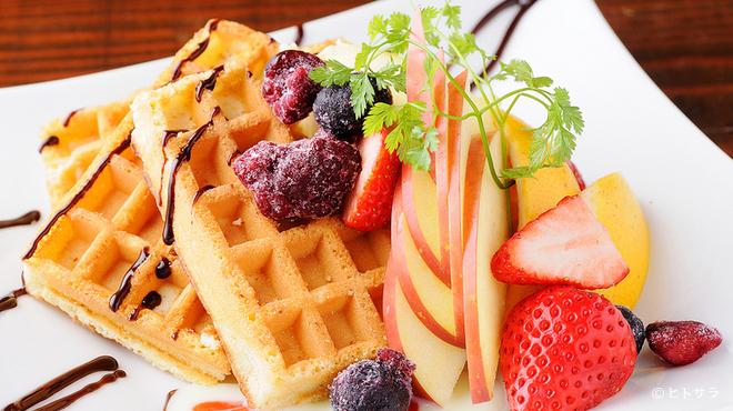sanji - その他写真:週替わりで味わえる甘〜いお楽しみ『デザート』