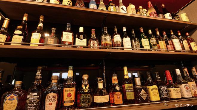 プレイヤーズ - ドリンク写真:お酒が好きでも苦手でも、皆一緒に楽しめるバー