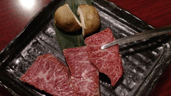 赤坂 炭火焼肉 金星 - 赤坂見附(焼肉)の写真2