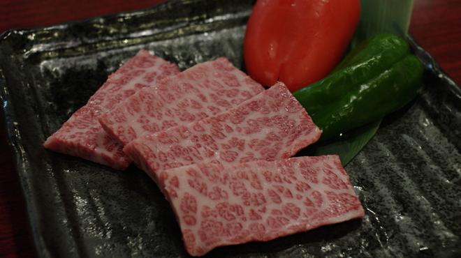 赤坂 炭火焼肉 金星 - 赤坂見附(焼肉)の写真3