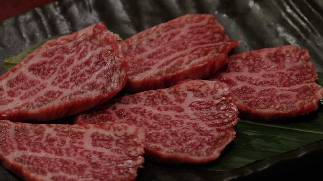 赤坂 炭火焼肉 金星 - 赤坂見附(焼肉)の写真5