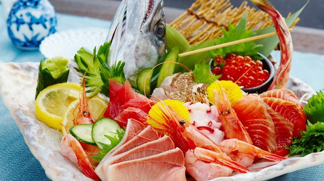 魚撃 - メイン写真: