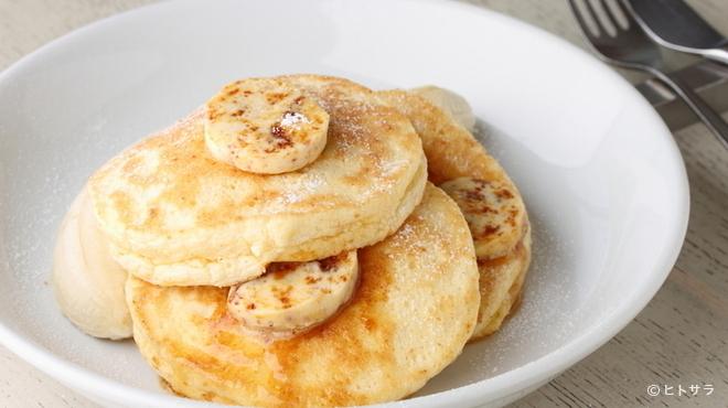 bills - 料理写真:定番『リコッタパンケーキ』は盤石の人気