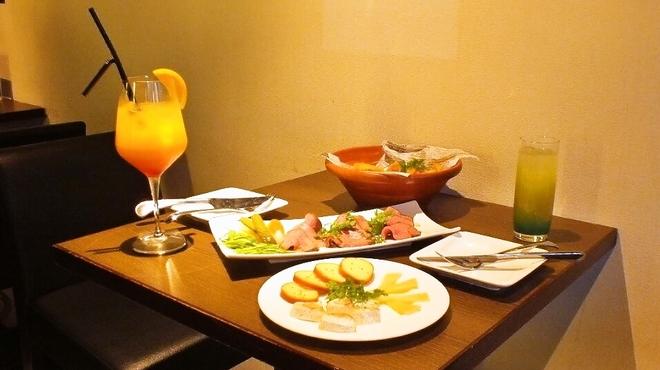 Dining & Bar GRANT - メイン写真:
