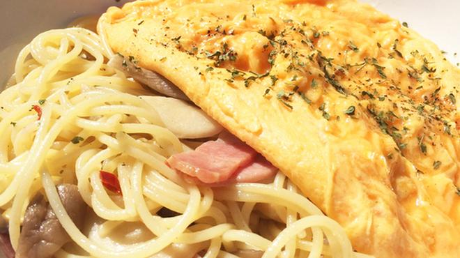 Pasta & Cafe PASTA LA VISTA - メイン写真: