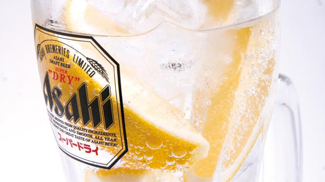 松本酒場 情熱ホルモン - ドリンク写真: