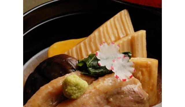 大名茶家 - 料理写真:加賀名物料理の治部煮