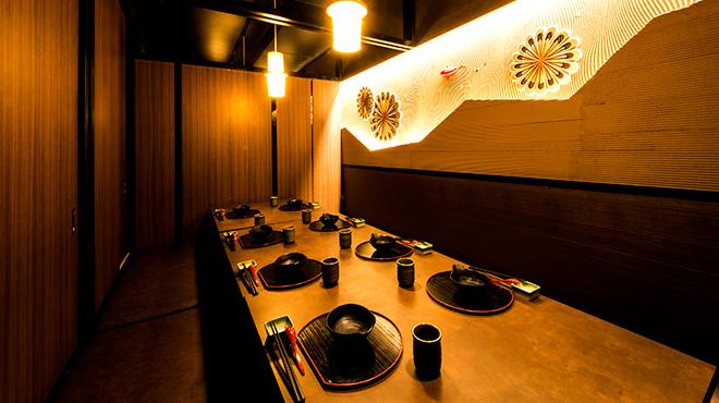 名古屋コーチン専門 個室 鳥銀邸 はなれ - メイン写真: