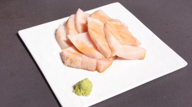 カネキッチン ヌードル - 料理写真:鶏ワサ