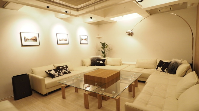 N's Lounge - 内観写真: