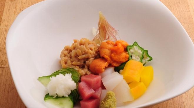 ときすし - 料理写真:特選はなれ納豆
