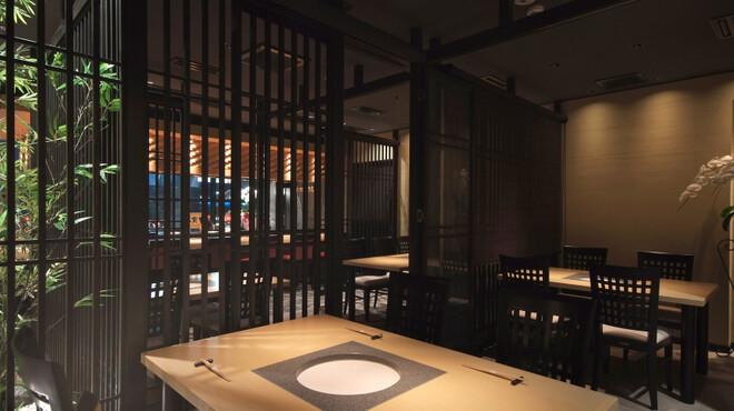 さが風土館 博多季楽 - 内観写真:3階ホール席