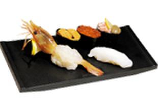 すしざんまい - 料理写真:北海五貫にぎり