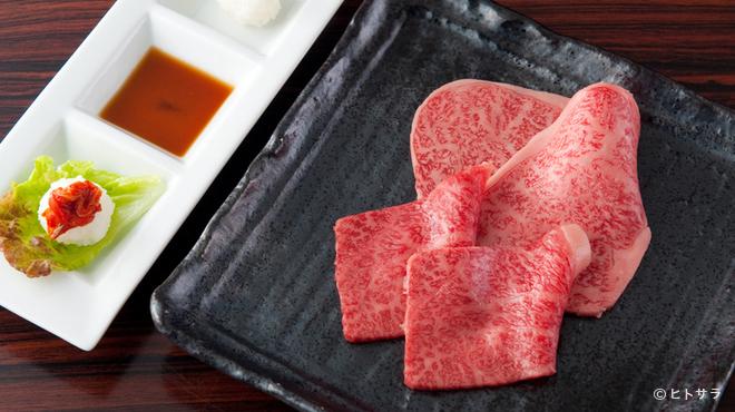 おくう - 料理写真:肉にこだわりあり!山形牛や黒毛和牛など質の良いお肉が勢ぞろい