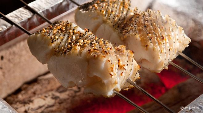 すし 晴海 - 料理写真:和食の職人が炭火で焼いた旬の魚