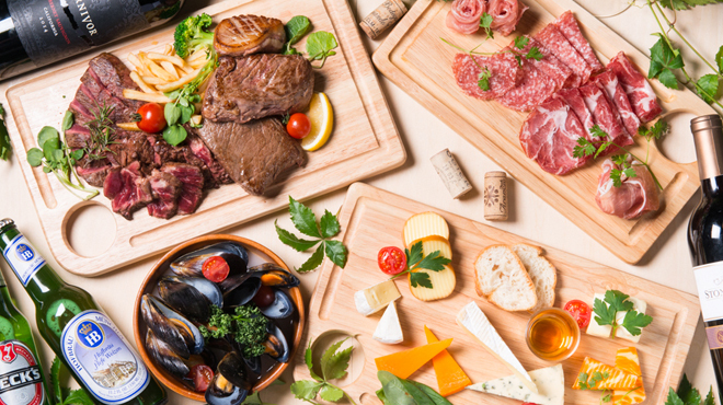 肉バル MEAT BOY N.Y - メイン写真: