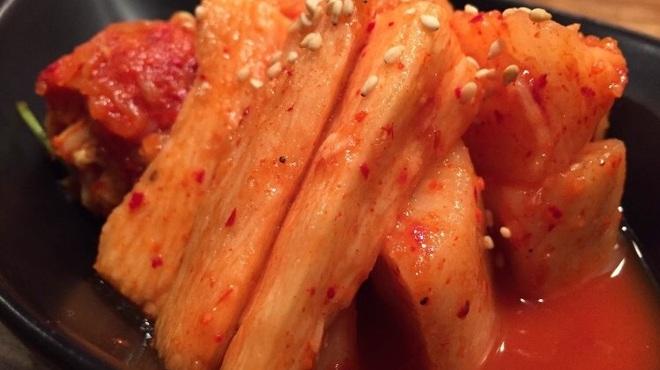 焼きち すぅーさん - 料理写真: