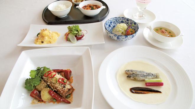 スーツァンレストラン 陳 - 料理写真:201705hujyunn