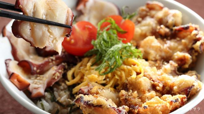 仙華園 - 料理写真:岩手を食べつくせる、岩手の食材にこだわったレストラン