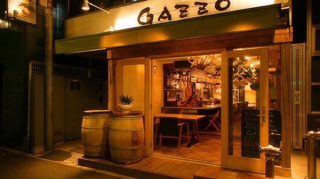 GAZZO - メイン写真: