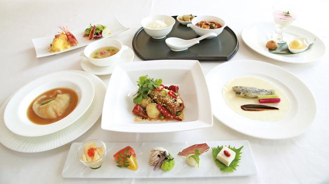 スーツァンレストラン 陳 - 料理写真:201705seito