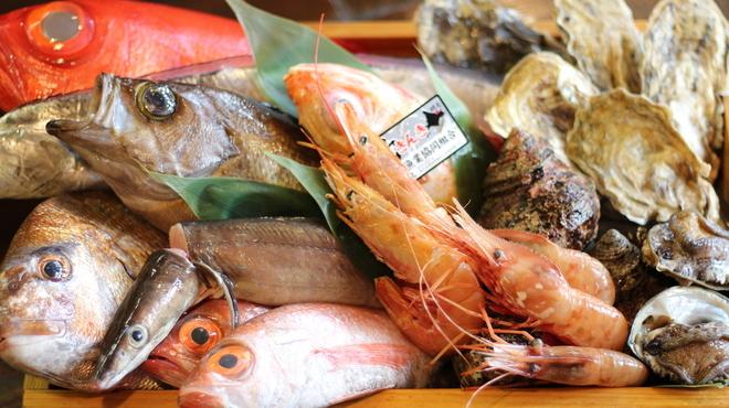 活魚料理 いし田 - メイン写真: