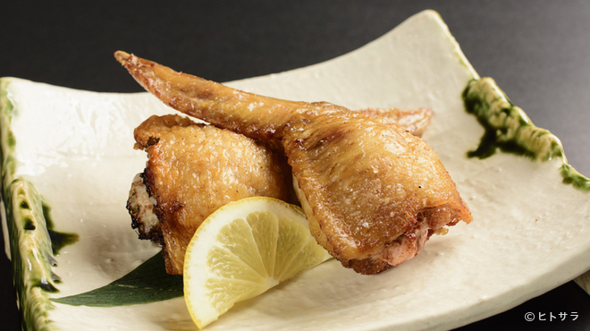 ひなはる - 料理写真:手羽先餃子