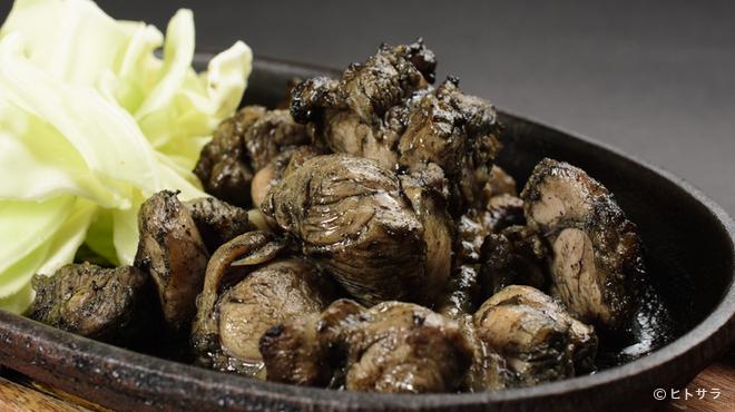ひなはる - 料理写真:地鶏の銘柄からこだわった『地鶏炭火焼き』