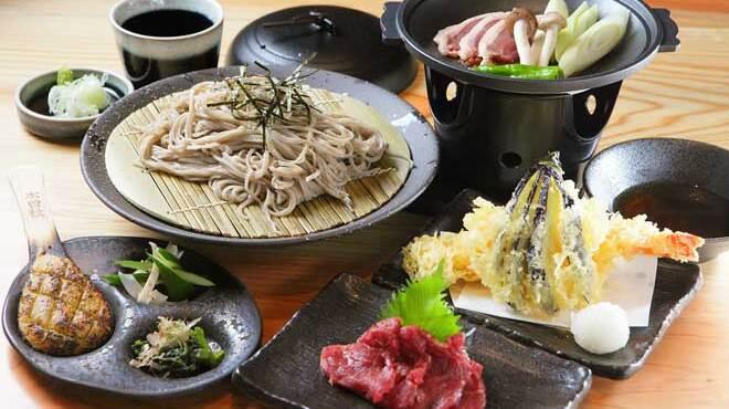 信州そばと地酒 小木曽製粉所 - メイン写真: