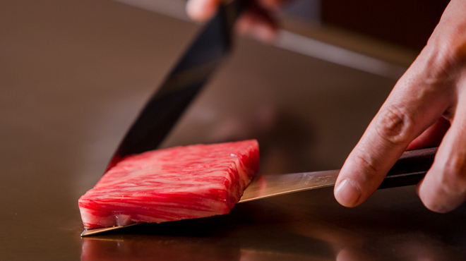 鉄板焼ステーキ Ishida. - メイン写真: