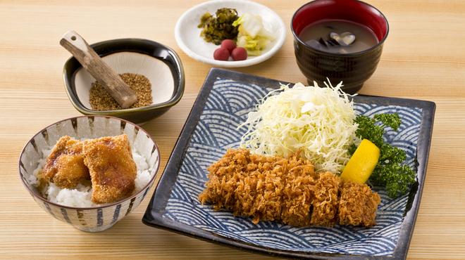 とんかつ神楽坂 さくら - 料理写真:
