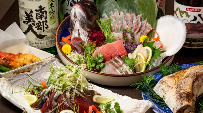 横浜海鮮個室居酒屋 しら河 - メイン写真: