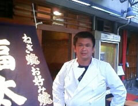 福太郎 - 内観写真:店長です