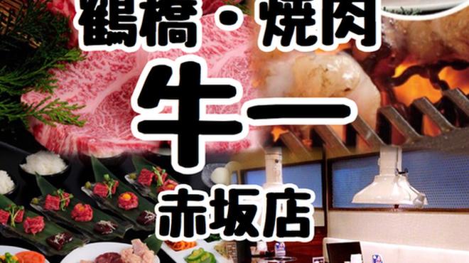大阪焼肉 鶴橋 牛一 - メイン写真: