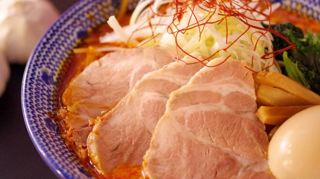 濃厚極辛豚骨ラーメン 一番軒 - 料理写真: