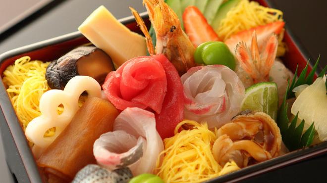 割烹つづみ - 料理写真:小松弥助監修 ちらしずし
