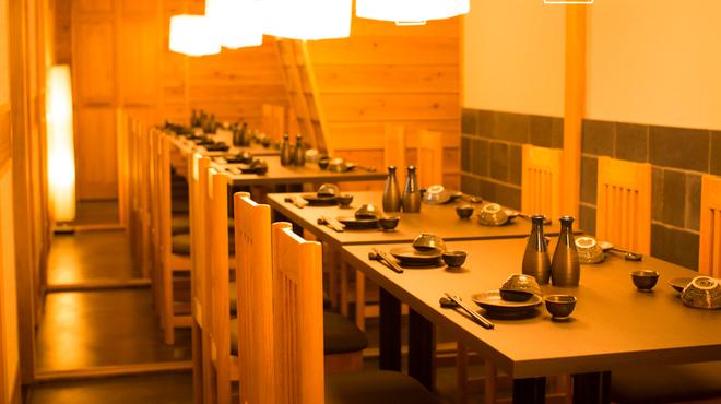個室居酒屋 九州に惚れちょるばい - メイン写真:
