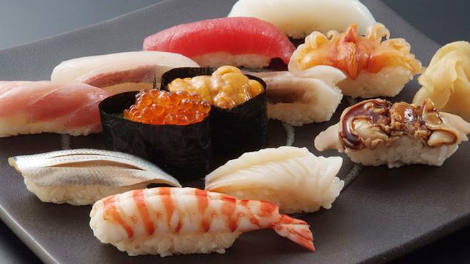 寿司・創作和食 剣寿司 - メイン写真: