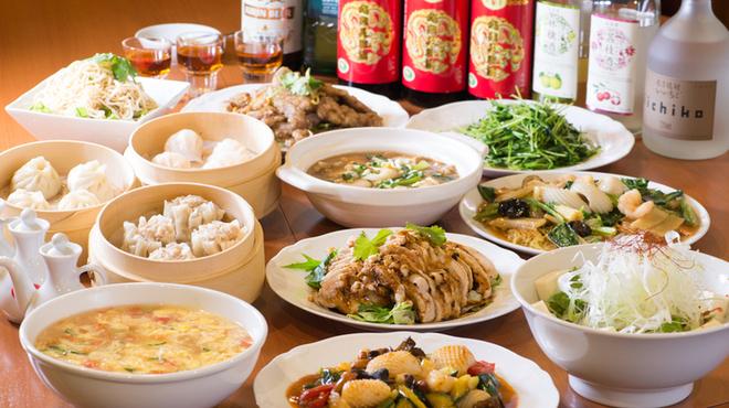 中華料理居酒屋 天府 - メイン写真:
