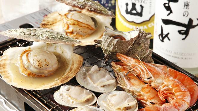 海鮮市場 AOHAMA - メイン写真: