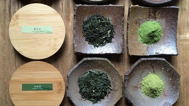 カフェ大阪茶会 - メイン写真: