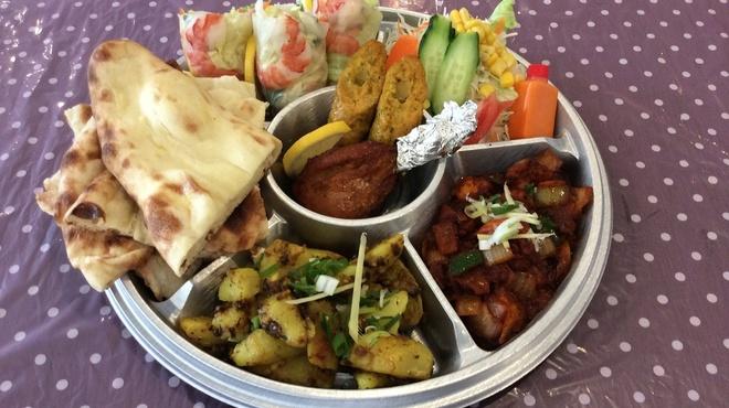 New Delhi Spice - 料理写真:オードブルセット