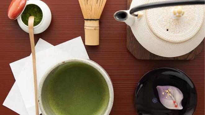 楚々 The Zen - 料理写真:カフェのお時間限定 お点前セット
