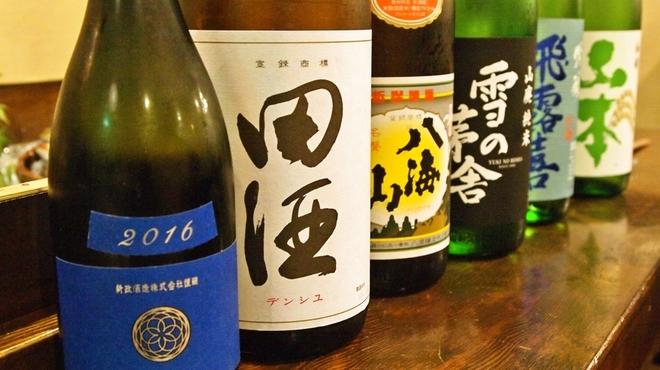 ろばた焼 和和 - ドリンク写真: